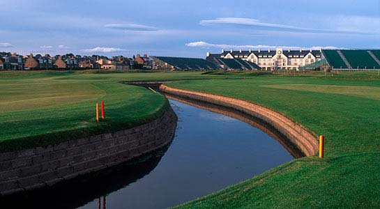 Journey to the Home of Golf and Old Tom Morris
