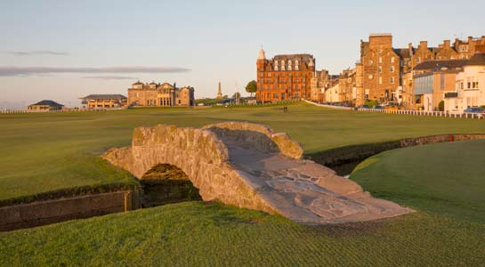 St. Andrew's: Scotland's Historic Home of Golf