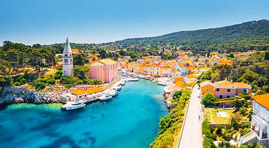 Sample Northern Croatia Yacht Charter
