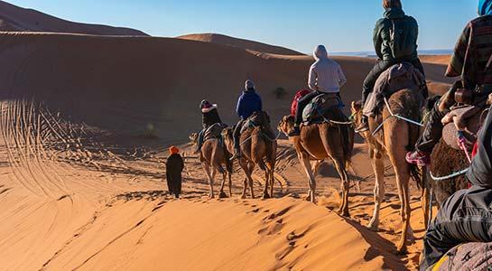 Morocco Family Journey: Ancient Souks To Sahara