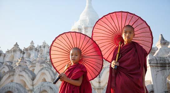 Amazing Burma
