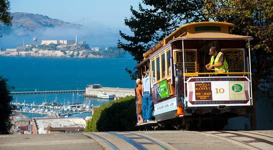 San Francisco Short Escape