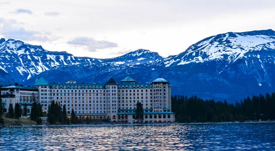 Great Resorts of the Canadian Rockies