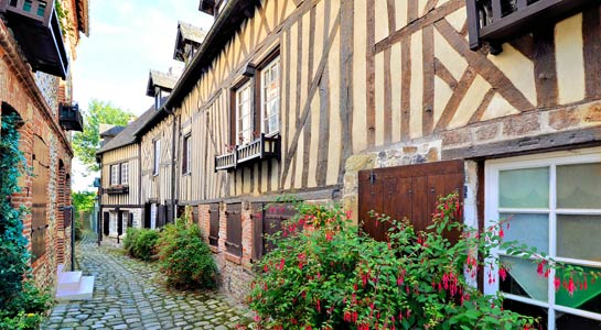 Treasures of France Including Normandy
