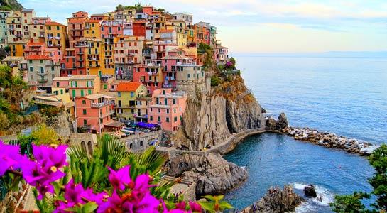 Italy & Amalfi Coast