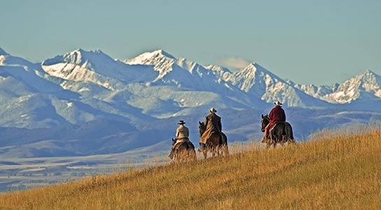 Wild West Cowboys & Buffalos - End Rapid City