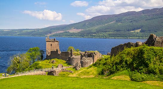 Scottish Outland Adventure