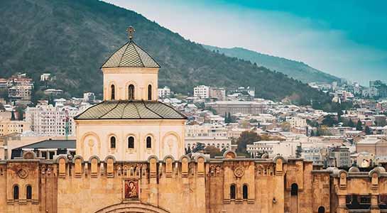 Georgia and Armenia Uncovered