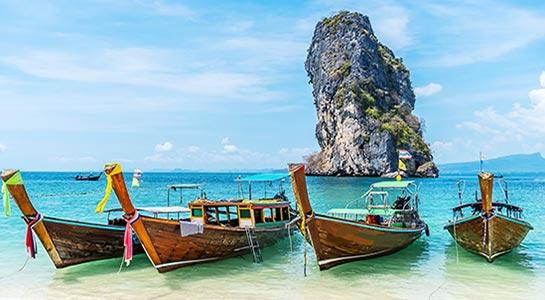 Thailand Island Hopping - West Coast