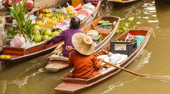 Treasures of Thailand with Phuket