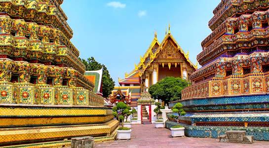 Vietnam, Cambodia & Thailand