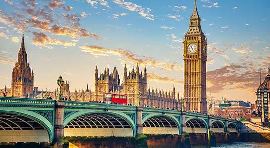 London and Paris Explorer