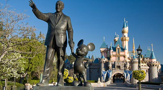 Disneyland & Southern California Short Escape