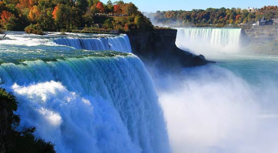 Canada's Capital Cities plus Niagara Falls