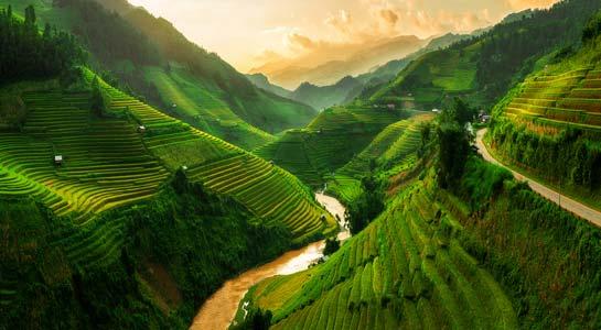 Indochina: Vietnam, Cambodia & Laos