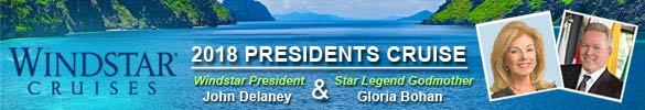 2018 Windstar Presidents Cruise