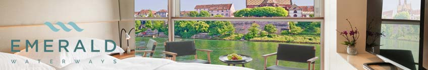 Emerald Waterways Cruise Deals