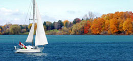 Sailing and Harbor Tours