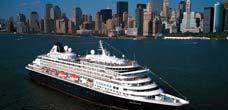 U.S. and Canada Cruise