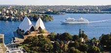 Australia/New Zealand Cruise