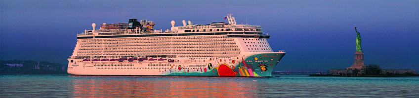 Norwegian Breakaway Cruise Ship From Norwegian Cruise Line - Norwegian breakaway cruise ship