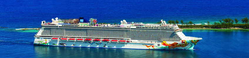 Norwegian Getaway Cruise Ship From Norwegian Cruise Line - Getaway cruise ship