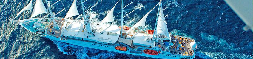 Wind Spirit Cruise Ship From Windstar Cruises - Wind spirit