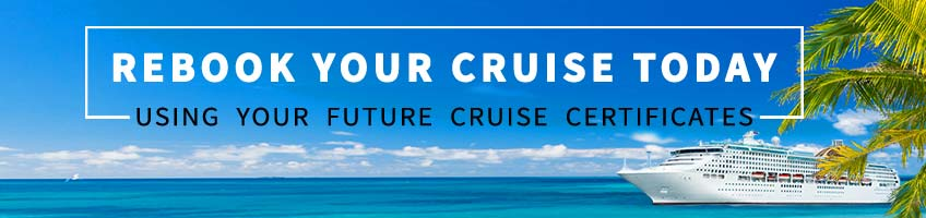 Rebook Cruise Request