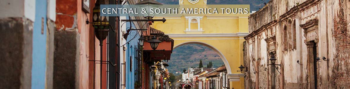 Adventures by Disney: Central & South America Tours