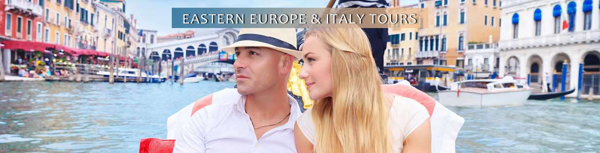 CIE Tours: Eastern Europe & Italy Tours