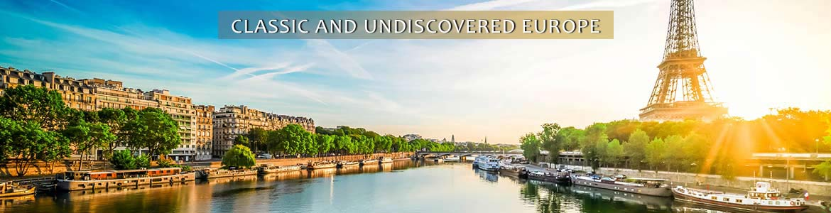 Cosmos: Classic and Undiscovered Europe Tours