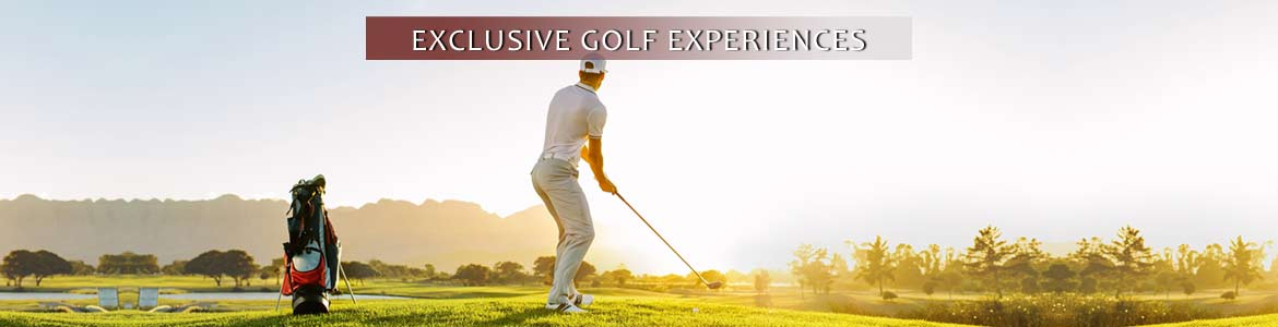 Exclusive Golf Experiences