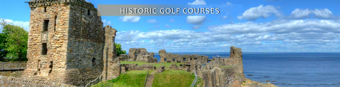 Historic Golf Courses