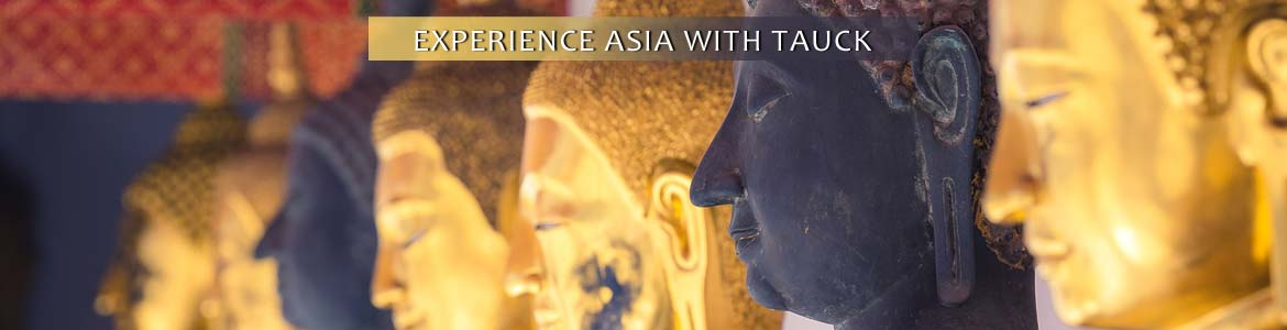 Tauck Tours: Experience Asia