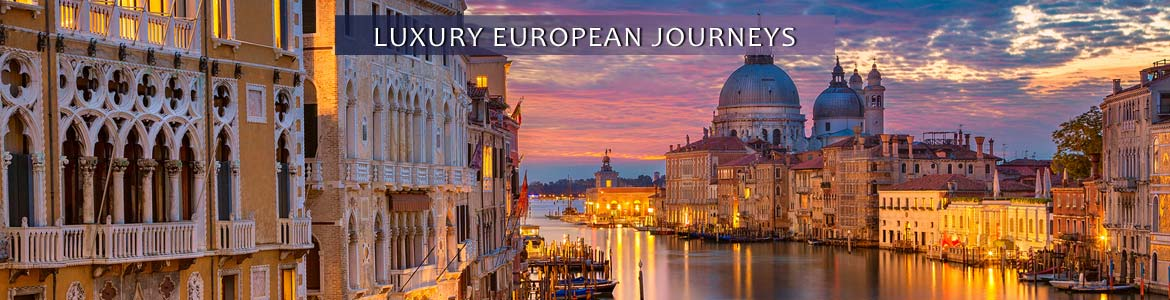 Luxury European Journeys