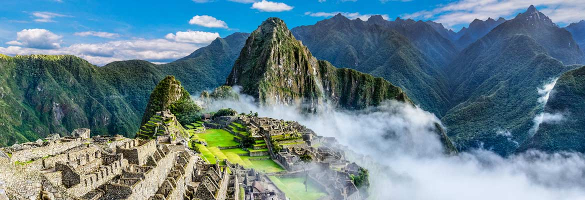 Escorted Land Tours to South America